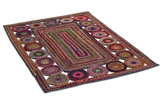 Koberec WX The Rug Republic BEGONIA multi