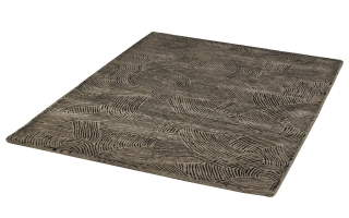 Koberec  WX The Rug Republic ACOMA taupe/charcoal vlna