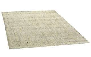Koberec WX The Rug Republic CIRILLO gold/ivory  vlna